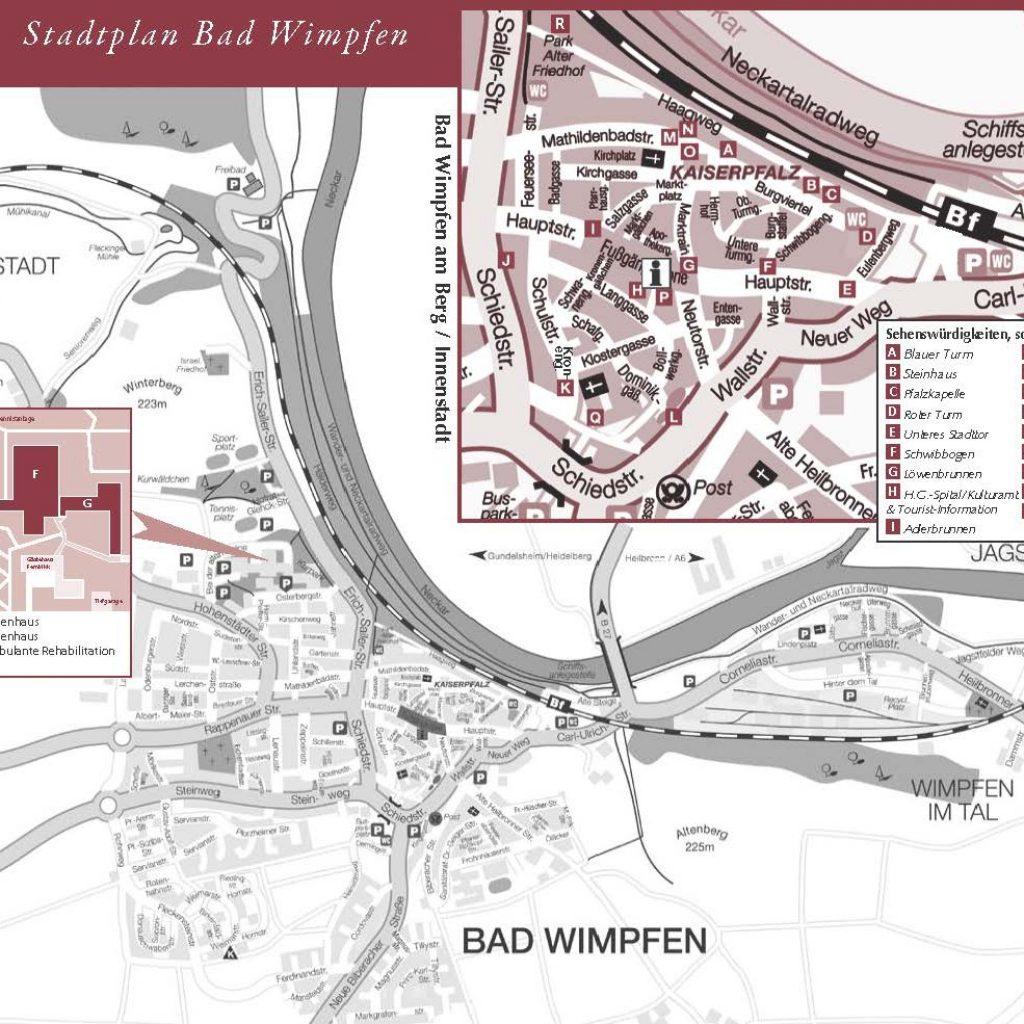 Stadtplan-Bad-Wimpfen